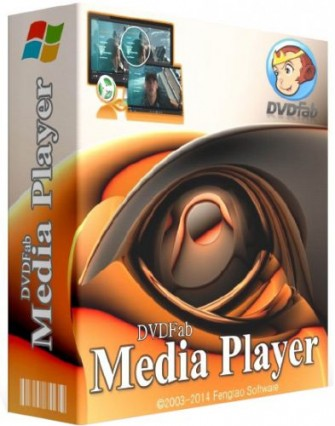 DVDFab Media Player Pro 2.5.0.1