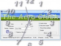 TheAeroClock 4.07 Portable