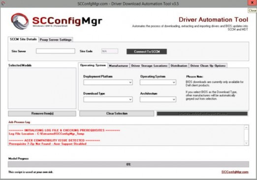 Driver Automation Tool 3.5 portable