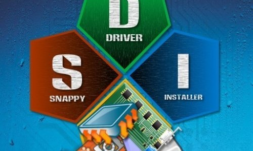 Snappy Driver Installer R554 (DriverPack 17045)