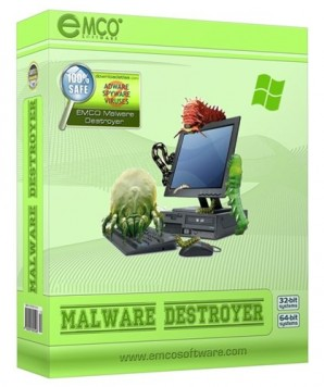 EMCO Malware Destroyer 7.9.16.1028