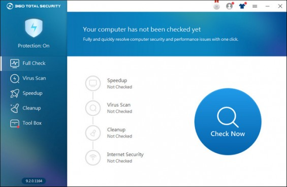 360 Total Security 9.2.0.1464 Multilingual