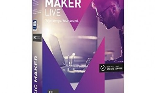 MAGIX Music Maker 2017 Live 24.0.2.47